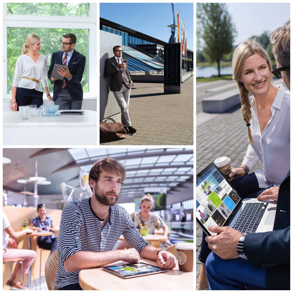 Fotoproduktion in Dortmund für Open Xchange