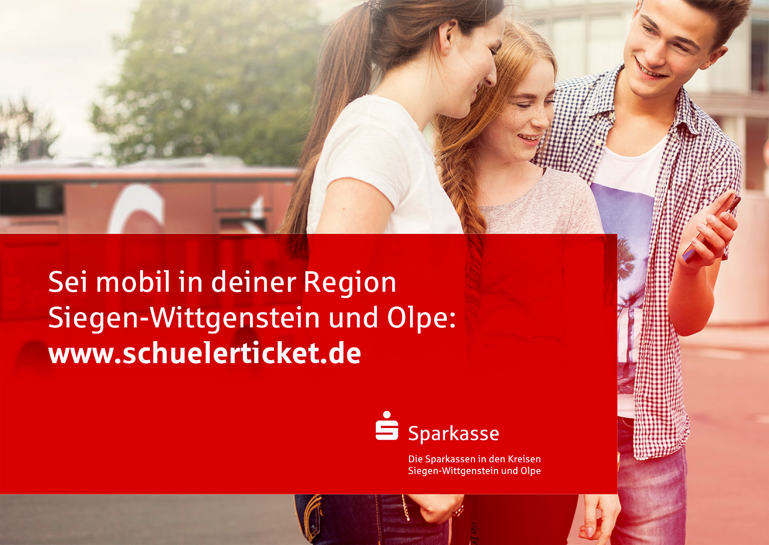 Sparkassen in den Kreisen Siegen-Wittgenstein und Olpe