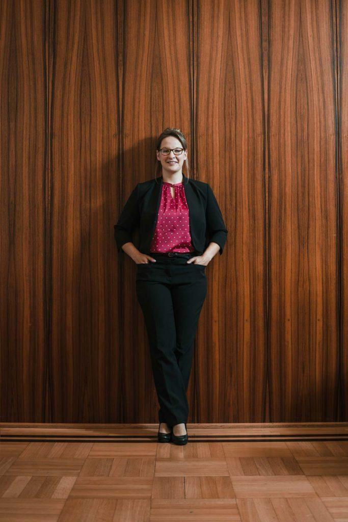 Portrait für das Unternehmertum Magazin